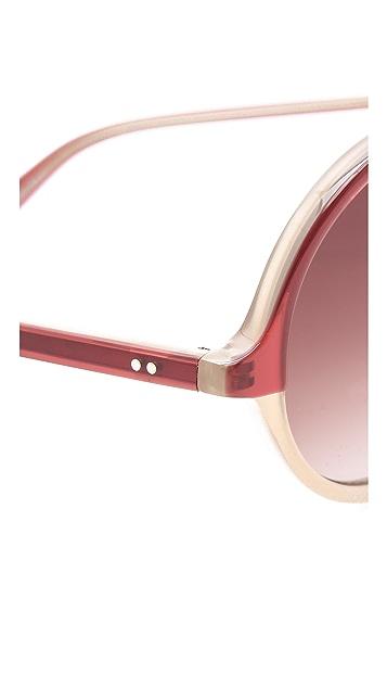 GARRETT LEIGHT Nowita Sunglasses
