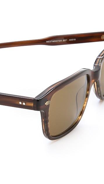 GARRETT LEIGHT Westminster Sunglasses