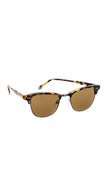 GARRETT LEIGHT Lincoln Sunglasses