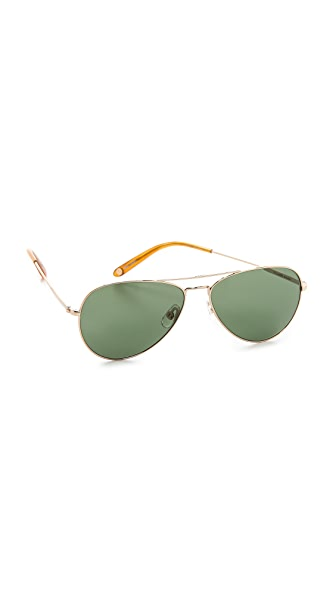 GARRETT LEIGHT Palms Sunglasses