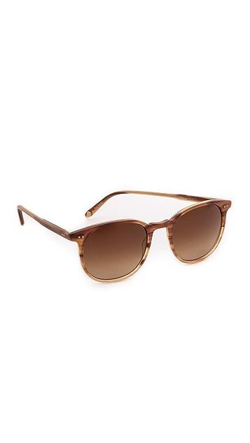 GARRETT LEIGHT Rialto Polarized Sunglasses