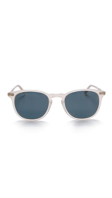GARRETT LEIGHT Kinney Polarized Sunglasses
