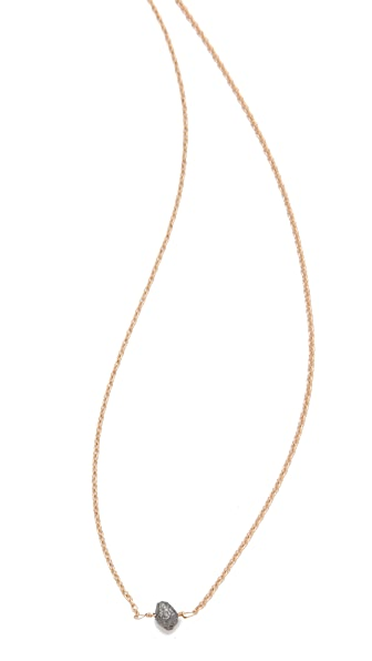 Gabriela Artigas Rough Diamond Necklace