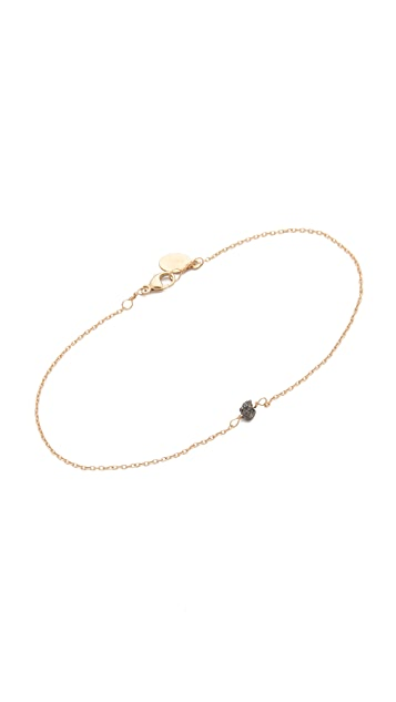 Gabriela Artigas Rough Diamond Bracelet