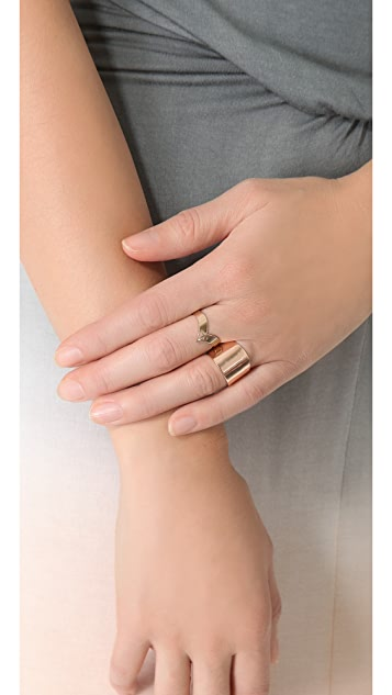 Gabriela Artigas Cigar Band Ring