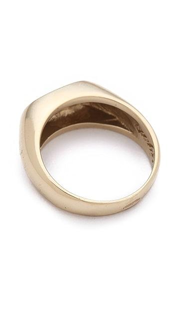 Gabriela Artigas Signet Ring