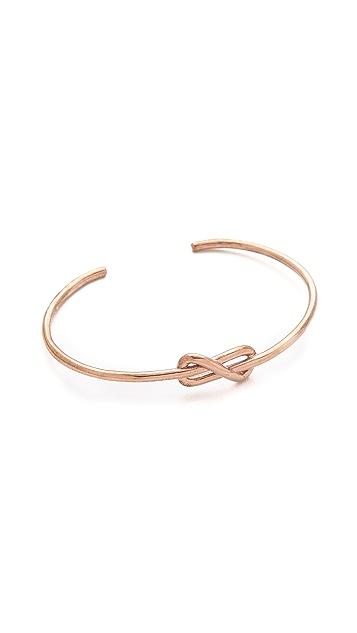 Gabriela Artigas Rose Knot Cuff