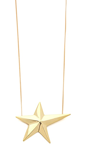 Gabriela Artigas Large Shooting Star Necklace
