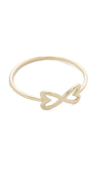 Gabriela Artigas Infinite Heart Ring
