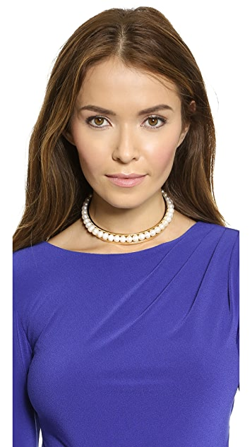 Gabriela Artigas Cage Choker Necklace