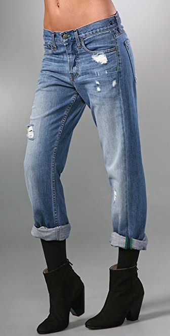 Genetic Los Angeles Boyfriend Baggy Jean