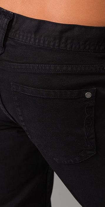 Genetic Los Angeles Rane Slouchy Cigarette Jeans
