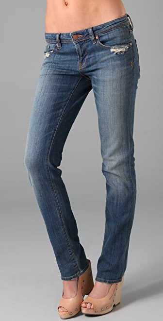 Genetic Los Angeles The Huck Straight Leg Jeans