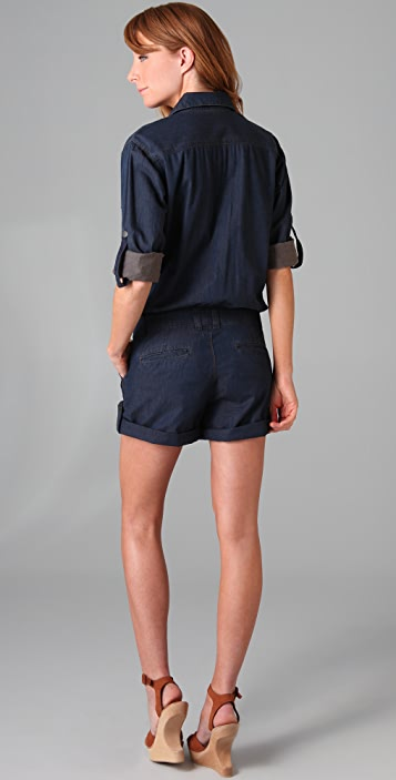 Genetic Los Angeles The Scooter Romper