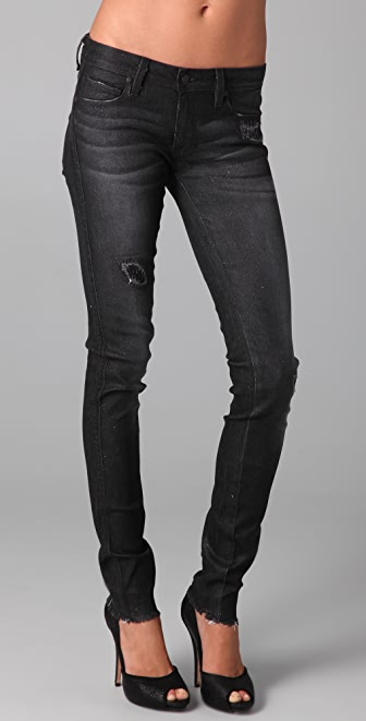Genetic Los Angeles The Shya Skinny Jeans