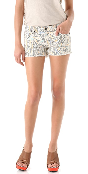 Genetic Los Angeles Ivy Shorts