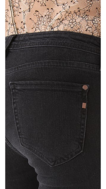 Genetic Los Angeles Layne Slit Cigarette Jeans