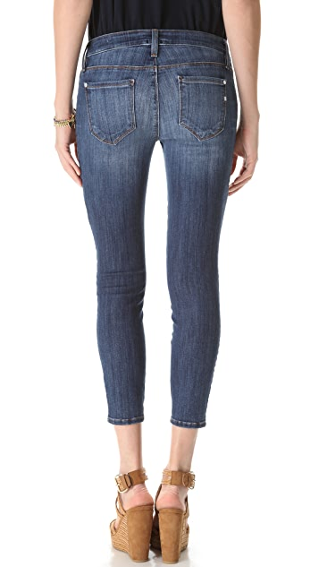 Genetic Los Angeles The Ava Cropped Jeans