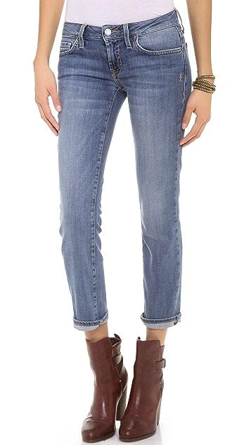 Genetic Los Angeles Liam Crop Skinny Jeans