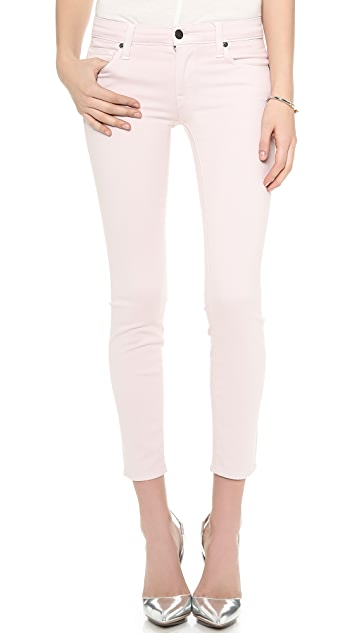 Genetic Los Angeles Brooke Cropped Skinny Jeans