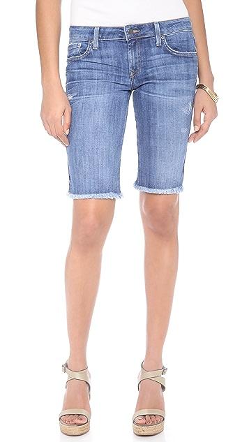 Genetic Los Angeles Camina Anti Fit Bermuda Shorts