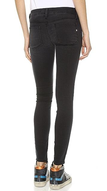 Genetic Los Angeles Shane Faux Front Pocket Jeans