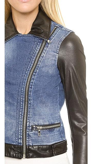 Genetic Los Angeles Irina Moto Jacket