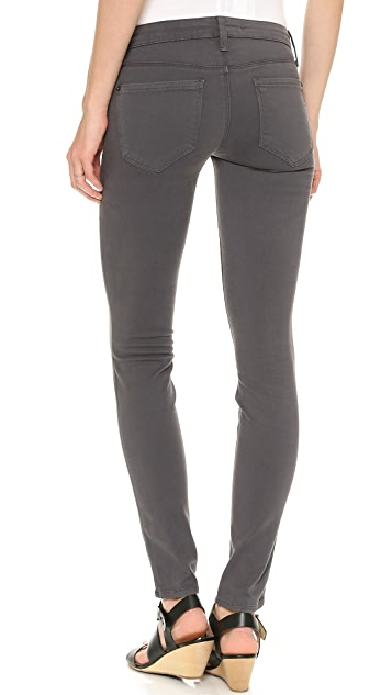 Genetic Los Angeles Stem Mid Rise Skinny Pants