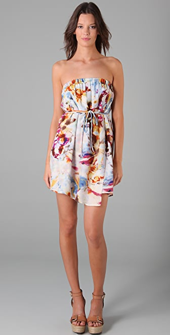 Georgie Dana Print Dress