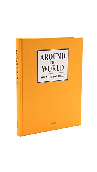 gestalten Around the World: The Atlas for Today