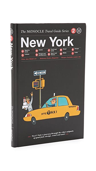 gestalten Monocle Travel Guides: New York