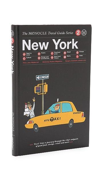 gestalten Monocle Travel Guides: New York