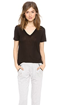 GETTING BACK TO SQUARE ONE The Perfect V Tee