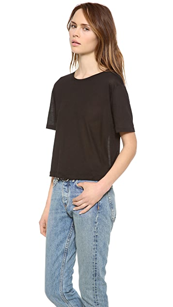 GETTING BACK TO SQUARE ONE The Tomboy Tee