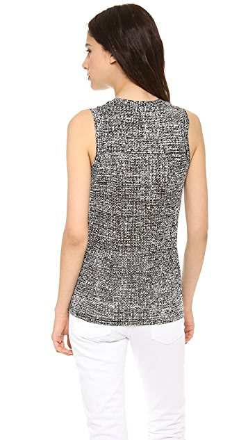 GETTING BACK TO SQUARE ONE The Muscle Tee