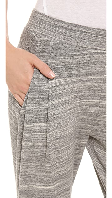 GETTING BACK TO SQUARE ONE The Pleated Pants