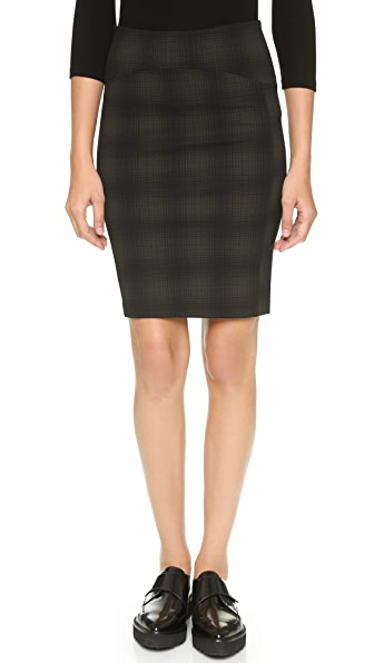 getting back to square one above the knee skirt shopbop