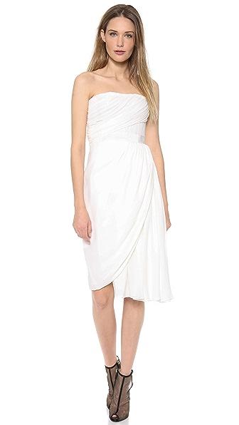 Giambattista Valli Strapless Dress