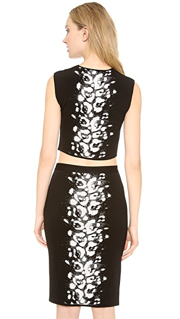 Giambattista Valli Sleeveless Top