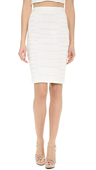 Giambattista Valli Pencil Skirt