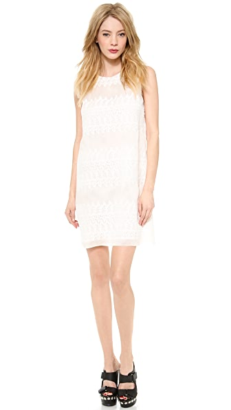 Giambattista Valli Sleeveless Shift Dress