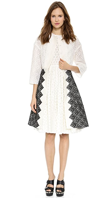 Giambattista Valli Embroidered Coat