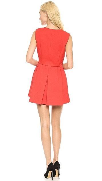 Giambattista Valli Bow Mini Dress