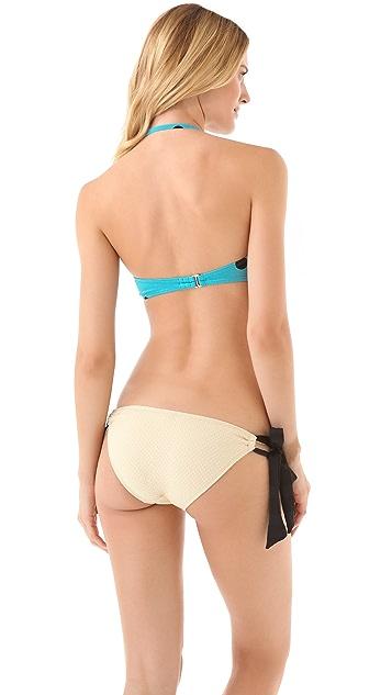 Giejo Butterfly Bandeau Bikini Top