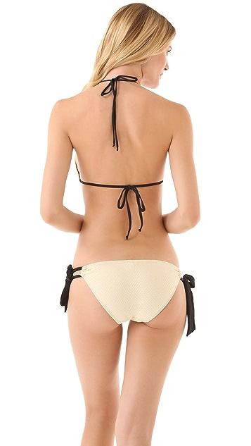 Giejo String Bikini Top