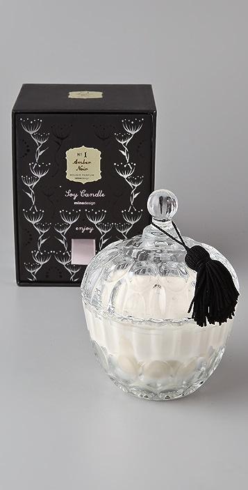 Gift Boutique Sugar Boudoir Candle