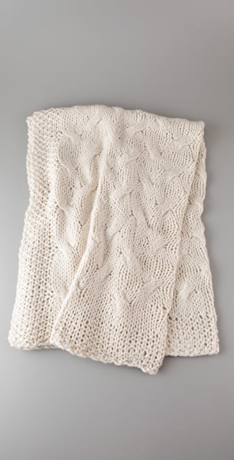 Gift Boutique Malibu Throw Blanket