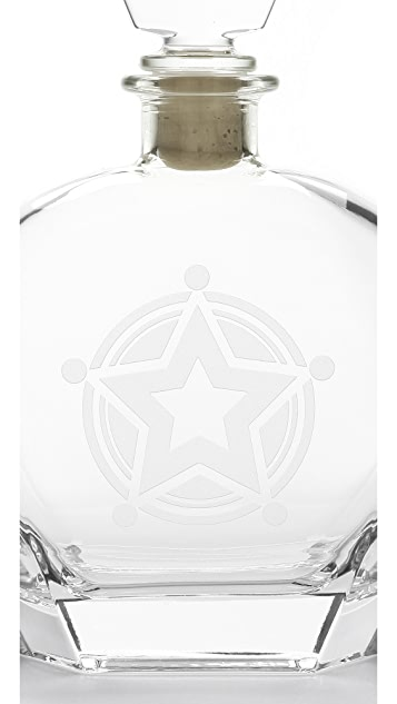 Gift Boutique Lone Star Whiskey Decanter