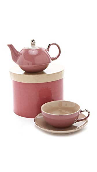 Gift Boutique Classic Coffee & Tea for One Set