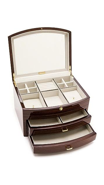 Gift Boutique Multi Level Jewelry Box